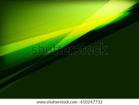 dark green and black vector