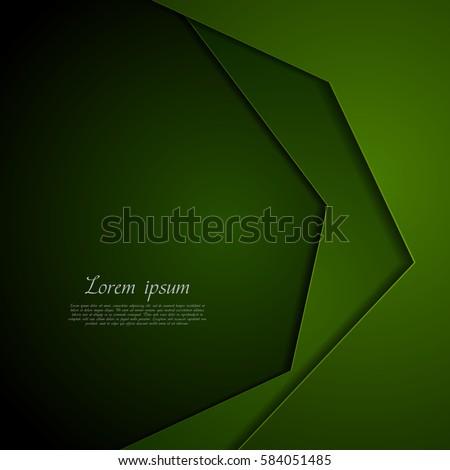 stock-vector-dark-green-corporate-tech-art-graphic-design-vector-background