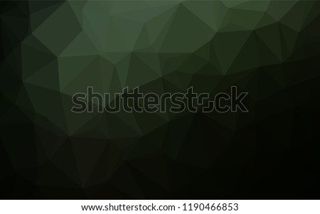 stock-vector-dark-green-vector-abstract-mosaic-backdrop-triangular-geometric-sample-with-gradient-the