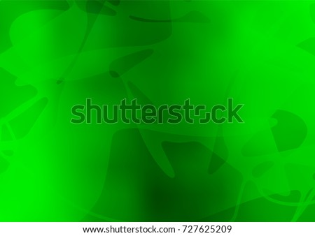 stock-vector-dark-green-vector-doodle-blurred-template-a-vague-abstract-illustration-with-doodles-drawn-by