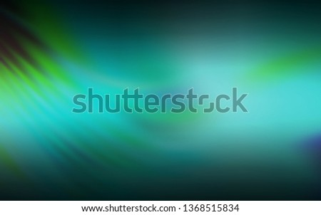 Dark Green vector modern elegant background. An elegant bright illustration with gradient. New design for your business.