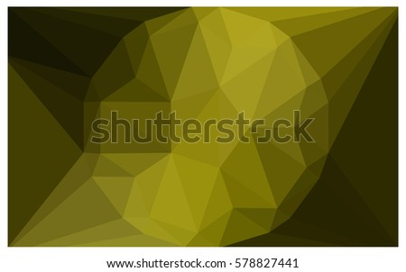 dark green yellow vector