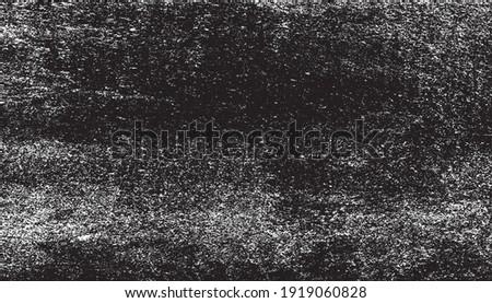 Dark grunge urban texture vector. Distressed overlay texture. Grunge background. Abstract obvious dark worn textured effect. Vector Illustration. Black isolated on white. EPS10. Foto stock ©