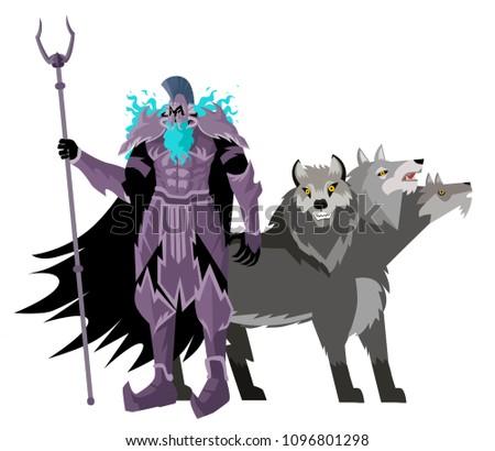 dark knight hades greek