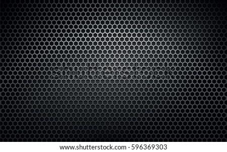 dark metal vector texture