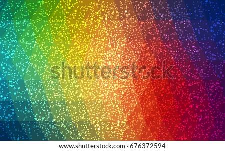 dark multicolor vector