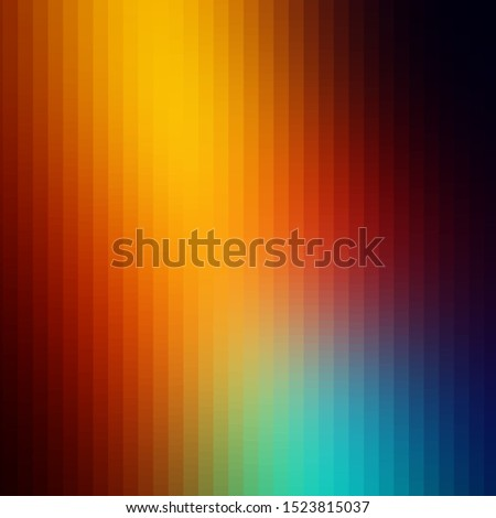 Dark Multicolor vector texture in rectangular style. New abstract illustration with rectangular shapes. Pattern for commercials, ads.