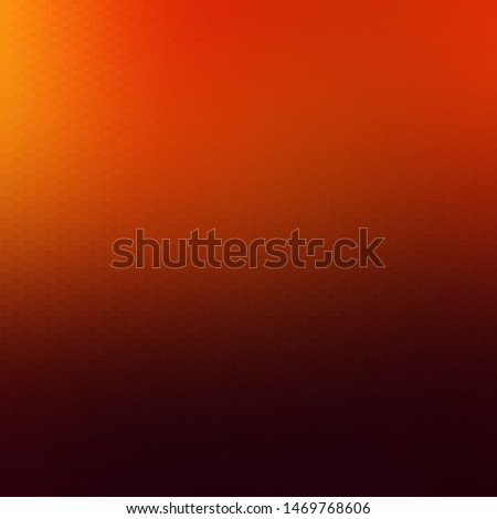 Dark Orange vector layout with lines, rectangles. New abstract illustration with rectangular shapes. Pattern for commercials, ads.