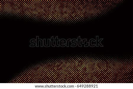 dark orange vector red pattern