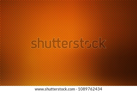 dark orange vector template