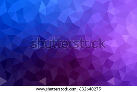 stock-vector-dark-pink-blue-vector-polygonal-illustration-which-consist-of-triangles-triangular-design-for
