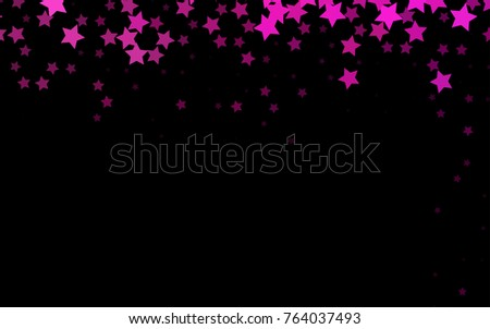 dark pink vector background