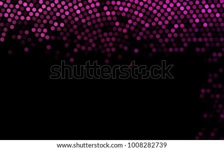 stock-vector-dark-pink-vector-pattern-with-colored-spheres-geometric-sample-of-repeating-circles-on-white