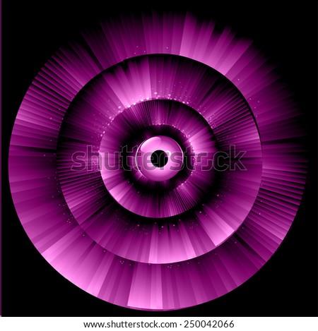 dark purple light abstract