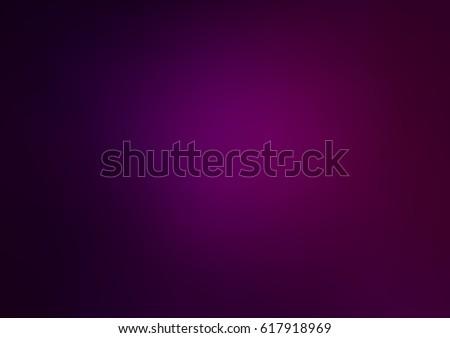 Dark Purple vector abstract blurred background. Blurry abstract design. The textured pattern can be used for background.  - Shutterstock ID 617918969