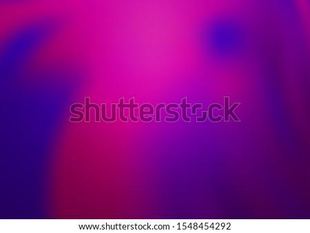dark purple vector blurred and