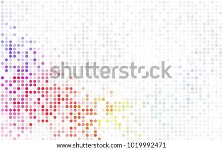 dark purple vector pattern with
