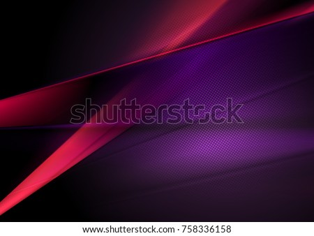 Dark red and purple abstract shiny background. Vector design
