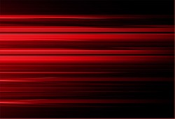 Dark red color Light Abstract Technology background for computer graphic website internet and business. move motion blur.