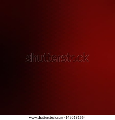 Dark Red vector background in polygonal style. Illustration with a set of gradient rectangles. Pattern for commercials, ads.