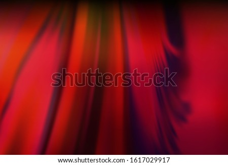 Dark Red vector blurred shine abstract texture. Shining colored illustration in smart style. New style for your business design.