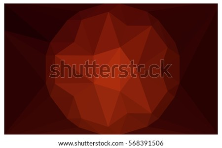 dark red vector diamond pattern