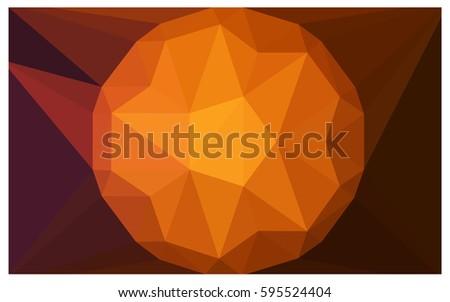 dark red vector diamond pattern