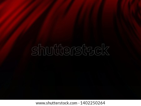 Dark Red vector modern elegant background. An elegant bright illustration with gradient. A new texture for your design.