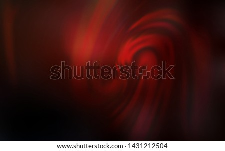 Dark Red vector modern elegant background. An elegant bright illustration with gradient. New style design for your brand book.