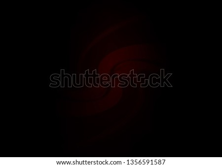 Dark Red vector modern elegant background. An elegant bright illustration with gradient. The best blurred design for your business.