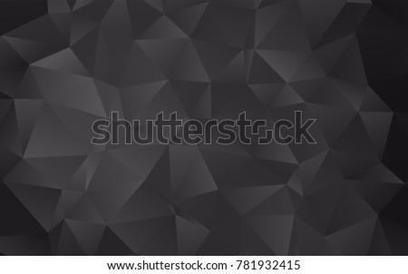 dark silver  gray vector