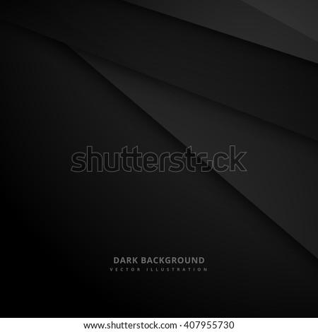 dark vector background design