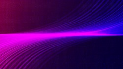 Dark Wave Technology Background,Hi-tech Digital and sound wave Concept design,Free Space For text in put,Vector illustration.