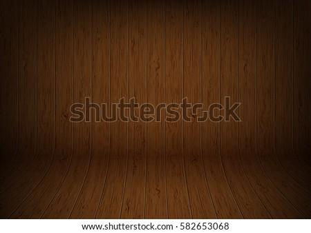dark wood curve wall texture