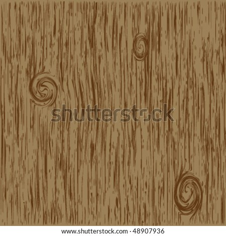 stock vector : Dark Wood Grain Vector