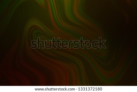 Dark Yellow vector modern elegant background. An elegant bright illustration with gradient. Background for a cell phone.