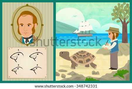 darwin adventure   charles