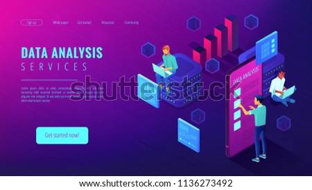 data analysis services landing