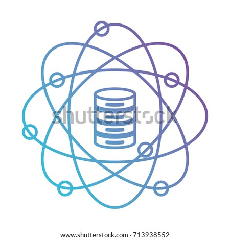 data science atom around of