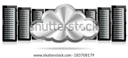 Data Storage System in the Cloud - Servers