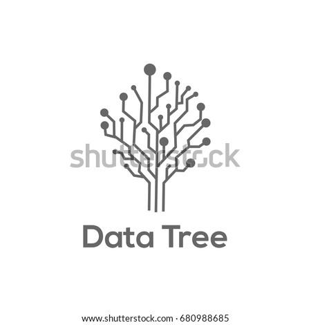 data tree logos