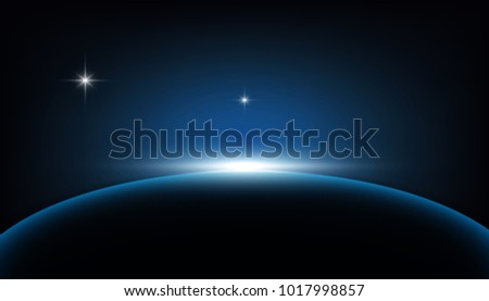 dawn from space dawn from