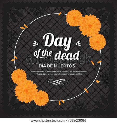 day of the dead   black copy