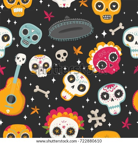 day of the dead dia de los
