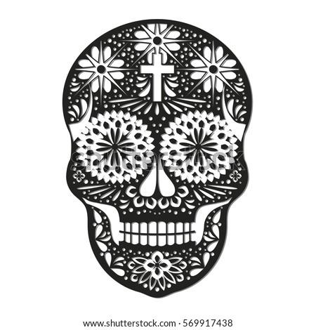 Day of the Dead; skull; Halloween