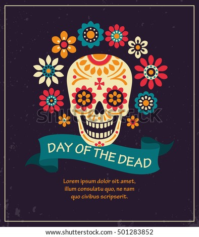 dea de los muertos day of the