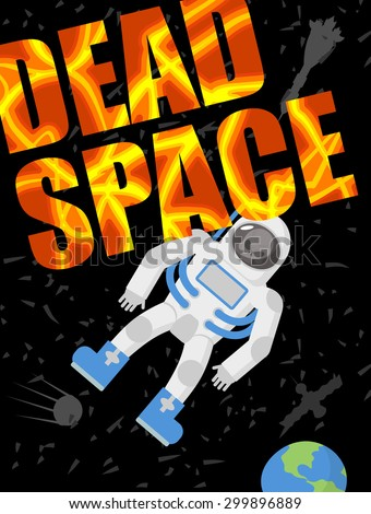 dead space astronaut died