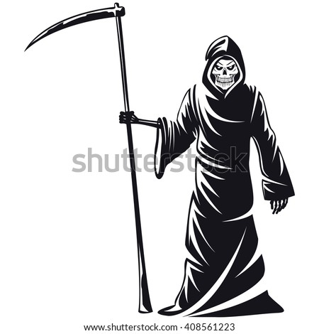 death sign vector death horror