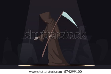 death with scythe traditional