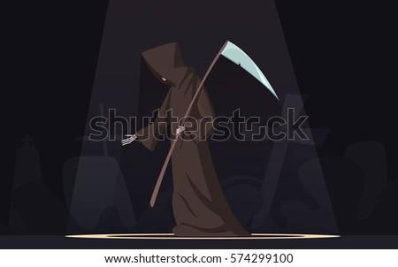 death with scythe traditional